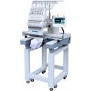 Britex BR-1501L - Промышленная одноголовая 15ти игольная вышивальная машина, с увеличенным полем вышивки 800x500 мм