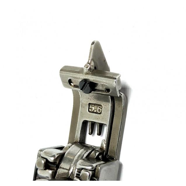 Лапка для промышленной распошивальной машины 5,6 увеличенный носик