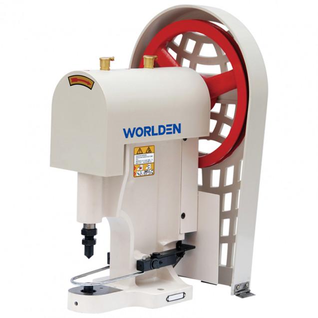Пресс электро-ударный для фурнитуры Worlden WD-818T