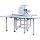 Britex BR-1501L - Промышленная одноголовая 15ти игольная вышивальная машина, с увеличенным полем вышивки 1200x500 мм
