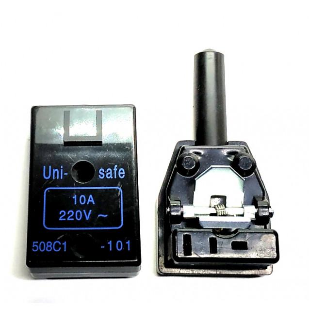 Коннектор питания на вертикальный раскройный нож KM type