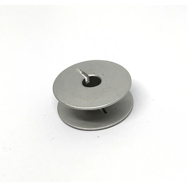 Шпулька на промышленные прямострочные швейные машины с увеличенным челноком 18034A с прорезью