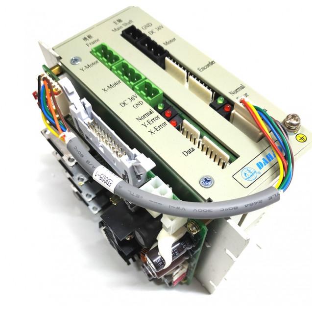 Блок управления X, Y, motor для промышленной вышивальной машины Worlden
