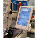 Worlden WD-801C - Промышленная одноголовая 8ми игольная вышивальная машина, с полем вышивки 360x200 мм