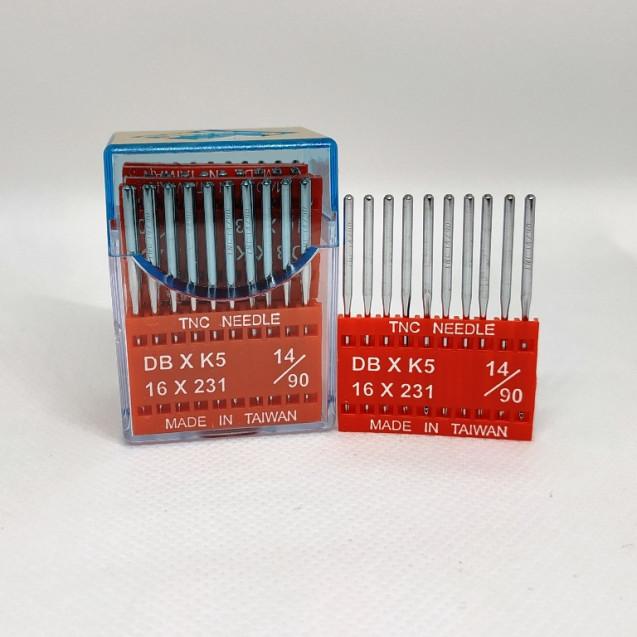 Иглы для вышивальной машины TNC DBxK5 №90\14
