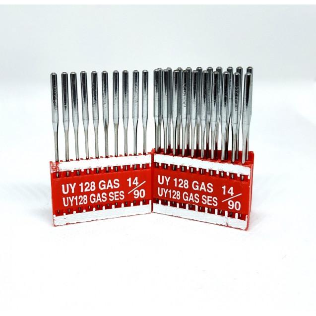 Иглы TNC с керамическим покрытием UY128GAS CM №90\14 ses (стрейч, трикотаж)