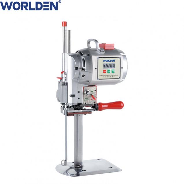Вертикальный раскройный серво-нож Worlden WD CZD-708D-2 8″ 1250W