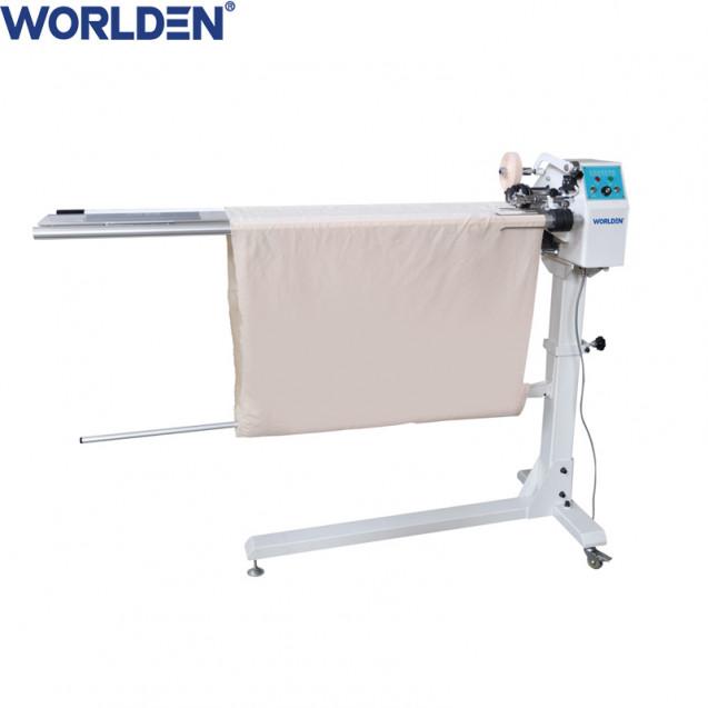 Машина для нарезания косой бейки из рукава Worlden WD-911/933 ( бейкорезка )