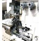Оверлок промышленный четырехниточный с прямым скоростным сервоприводом Worlden WD-GT799D-4
