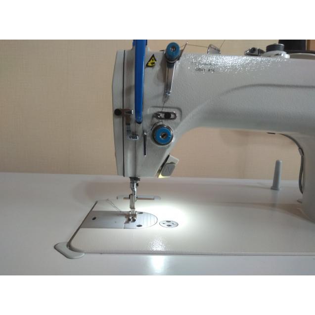 Прямострочная промышленная машина с прямым сервомотором, легкие и средние ткани на 5 мм Worlden WD-8900D