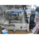 Промышленная распошивальная плоскошовная машина Worlden WD 3500D-01CB