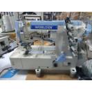 Промышленная распошивальная плоскошовная машина Worlden WD 500-01CB-D