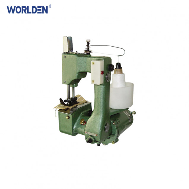 GK9-2 Портативная мешкозашивочная машина Worlden