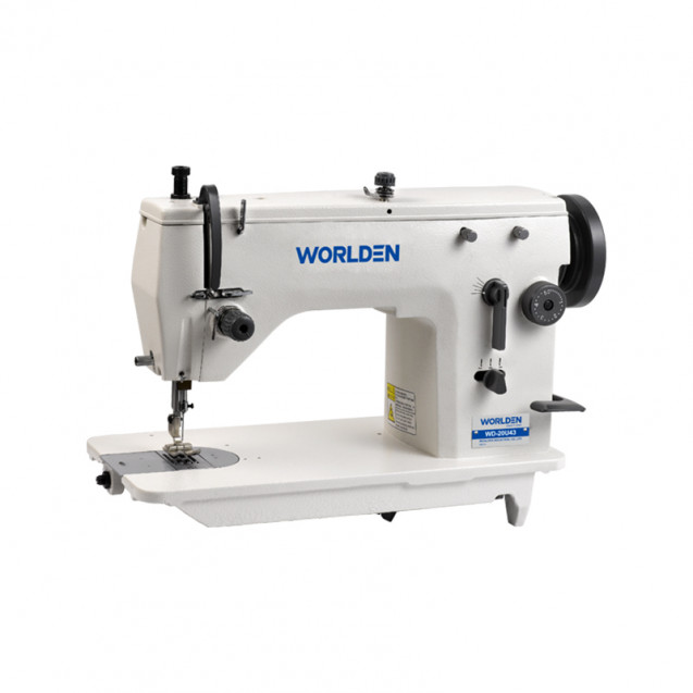 Зиг-заг промышленная швейная машина Worlden WD-20U63