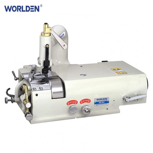 Брусовочная ( сбрусовочная ) промышленная машина для спуска края кожи Worlden WD-801
