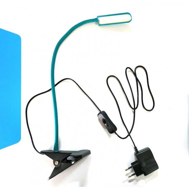 Светильник для швейной машины на магните COB 6W PRO на зажиме