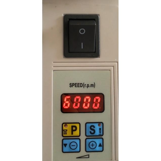 Сервомотор для швейных машин Worlden WD-990JM 550W