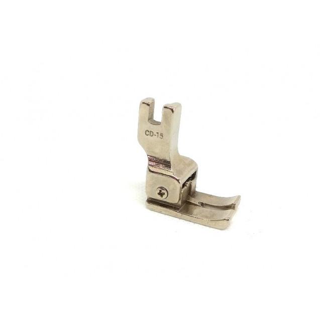 Лапка подпружиненная двухсторонняя для ограничения на 1,5 мм CD 15