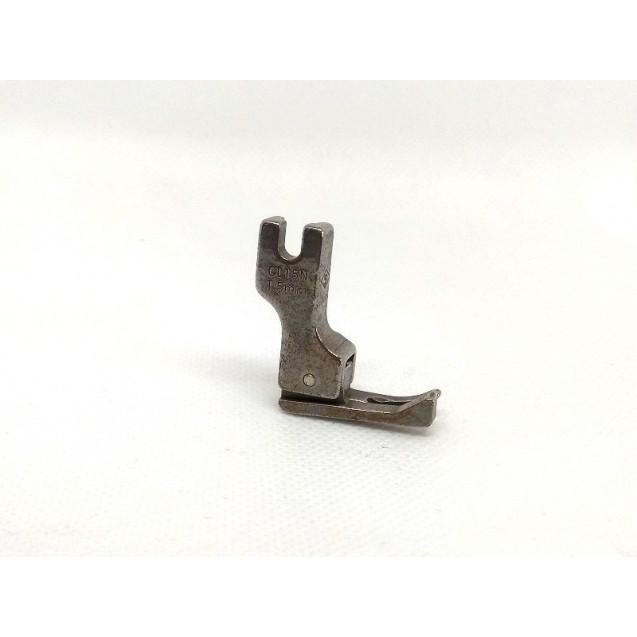 Лапка для отстрочки края левая подпружиненная CL 15N ( 1,5 мм )