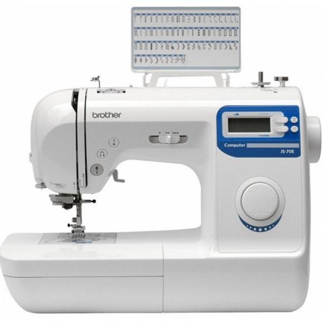Швейная компьютерная машина Brother JS-70e