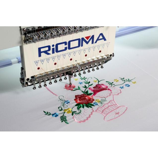 ПРОМЫШЛЕННАЯ ВЫШИВАЛЬНАЯ МАШИНА RICOMA RCM-1206CН-T