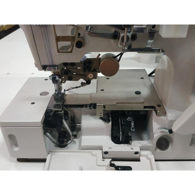 Промышленная распошивальная плоскошовная машина Worlden WD 500-01CB-DA