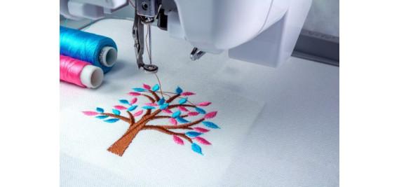 Машинная вышивка как бизнес, с чего начать?