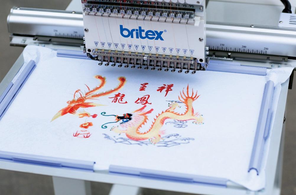 Машинная вышивка для начинающих
