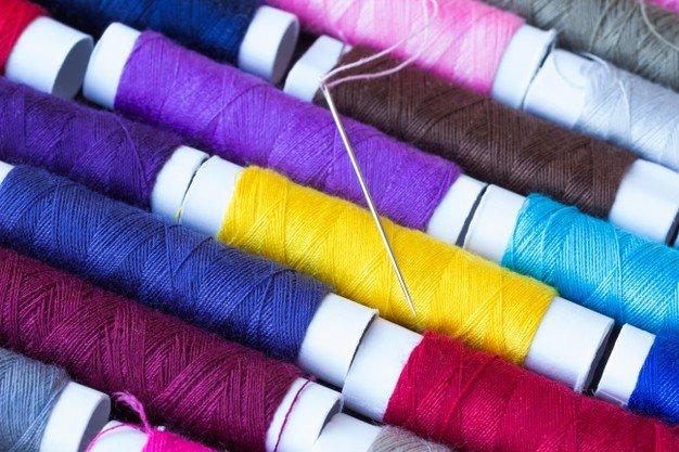 Как выбрать нитки для вышивальной машины